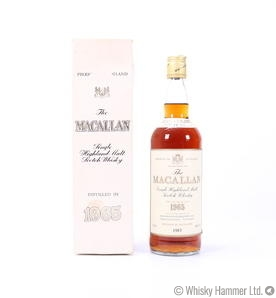 Macallan - 18 Year Old (1965)