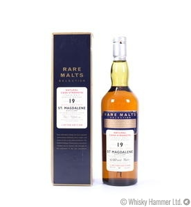 St. Magdalene - 19 Year Old (Rare Malts 1979)