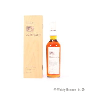 Mortlach 16 Year Old - Flora & Fauna (White Seal)