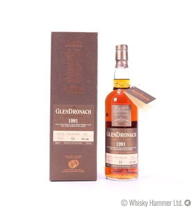 Glendronach - 24 Year Old (1991) Single Cask #2683 Thumbnail