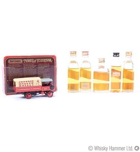 Johnnie Walker Mini Set + Vintage Model Truck Thumbnail