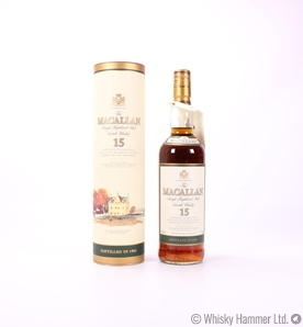 Macallan - 15 Year Old (1984)