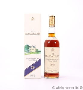 Macallan - 18 Year Old (1967)