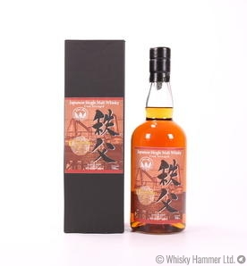 Chichibu's 2012 Port Pipe - Cask Strength