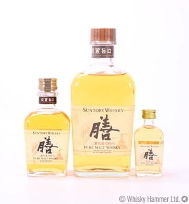 Suntory Pure Malt Whisky Set