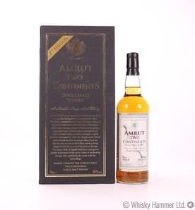 Amrut - Two Continents (2nd Edition)