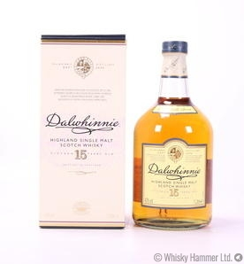 Dalwhinnie - 15 Year Old (1990s, 1 Litre)