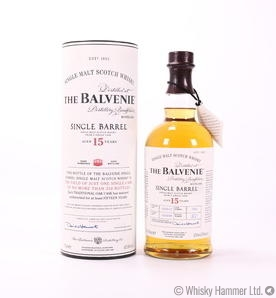 Balvenie - 15 Year Old (1996) Single Barrel