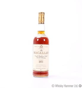 Macallan - 18 Year Old (1971)