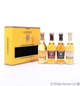 Glenmorangie - Tasting Pack (4 x 20cl Mix)