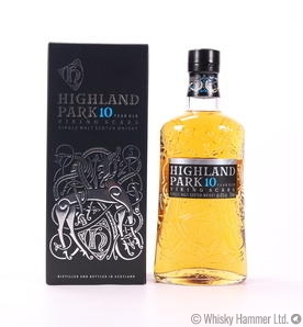 Highland Park - 10 Year Old (Viking Scars)