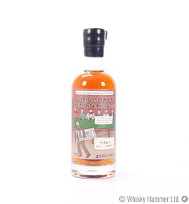 Irish Single Malt - 14 Years Old (Batch #1) That Boutique-y Whisky Company