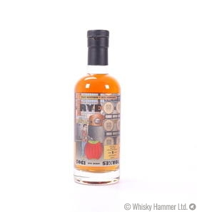New York Distilling Company - 2 Years Old (Batch #1) That Boutique-y Rye Company