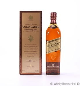 Johnnie Walker - Gold Label 18 Year Old (Centenary Blend)
