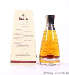 Bell's - 8 Year Old (Millennium Decanter) Thumbnail