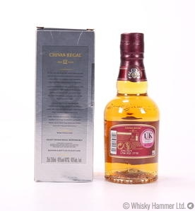 Chivas Regal - 12 Year Old (35cl) Thumbnail