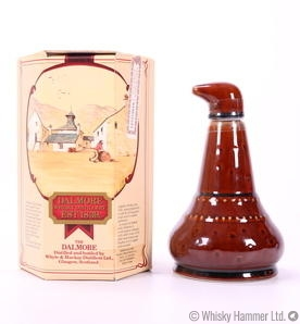 Dalmore - 12 Years Old Pot Still Decanter (Whyte & Mackay) Thumbnail
