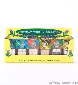 Gordon Macphail - Speymalt Whisky Selection (12 x miniatures)