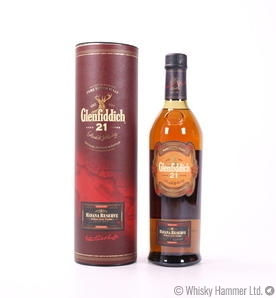 Glenfiddich - 21 Year Old (Havana Reserve)