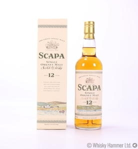 Scapa - 12 Year Old