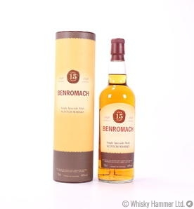 Benromach - 15 Year Old