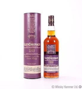 Glendronach - 25 Year Old (1992) (Mace Windu)