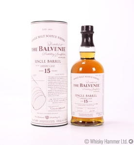 Balvenie - 15 Year Old Single Barrel (Sherry Cask #2026)