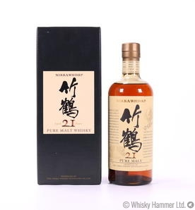 "Nikka Taketsuru - 21 Year Old ""Pure Malt"""
