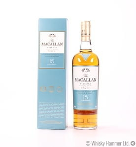 Macallan - 15 Year Old (Fine Oak)