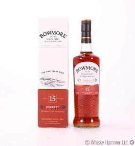 Bowmore - 15 Year Old (Darkest)