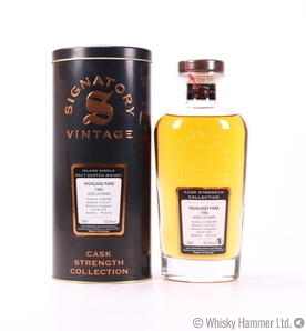 Highland Park - 24 Years Old (1985 Signatory Vintage)
