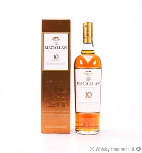 Macallan - 10 Year Old