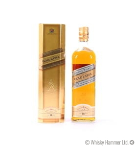 Johnnie Walker - 18 Years Old (Gold Label)