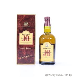 J&B - 15 Year Old Reserve