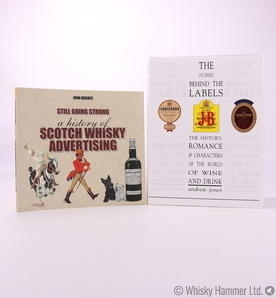 Whisky Books - Advertising and Labels