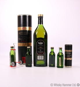 Glenfiddich - Special Old Reserve (1L + 4 Miniatures) Thumbnail