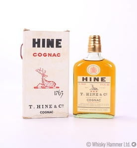 Hine - 3 Star Cognac Half Bottle