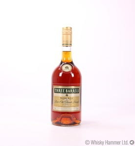 Three Barrels - VSOP 5 Star Brandy 1L