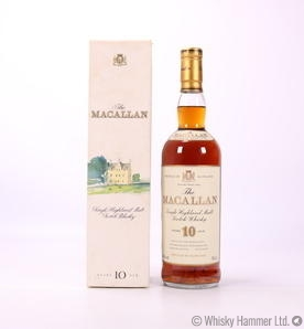 Macallan - 10 Year Old (75cl, 1980s)