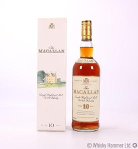 Macallan - 10 Year Old (1980s) 75cl Thumbnail