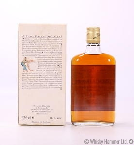 Macallan - 10 Year Old (1980s) 37.5cl Thumbnail