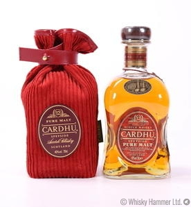 Cardhu - 12 Year Old (Pure Malt)