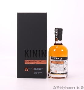 "Kininvie - 25 Year Old ""First Drops"" (1990) Thumbnail"