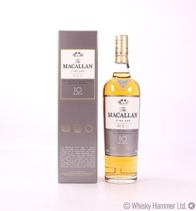 Macallan - 10 Year Old (Fine Oak)