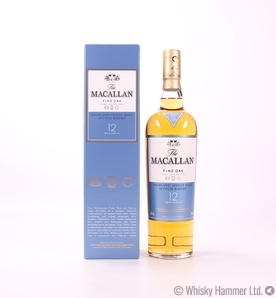 Macallan - 12 Year Old (Fine Oak) Thumbnail