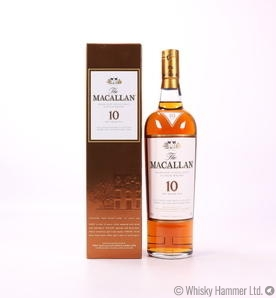 Macallan - 10 Year Old (Sherry Oak)