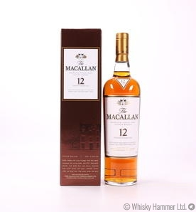 Macallan - 12 Year Old (Sherry Oak)