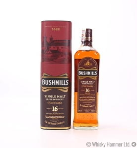 Bushmills - 16 Year Old (Single Malt) Thumbnail