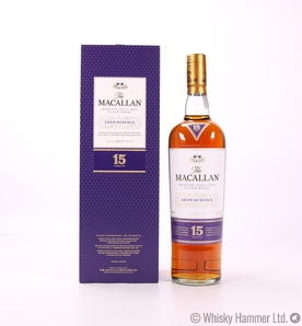 Macallan - 15 Year Old (Gran Reserva 2017)