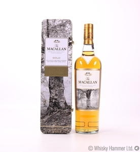 Macallan - Gold (Limited Edition)